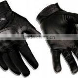 Custom leather High quality army gloves military tactical glove