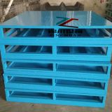 Durable Logistics Stainless Steel Pallet With Powder Coating