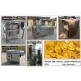 Plantain Chips Production Line|Banana Chips Making Machine