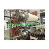 PVC Plastic Board Extrusion Line / Equipment For Rigid PVC Thick Plate , 400kg/hr