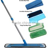 Microfiber deep cleaning mop