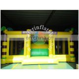 2017 Aier yelow air mountain extreme games on sale/Hottest sale inflatable sport games