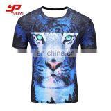 China Wholesale Men's Clothing Gym Sport Wear Tight Custom Printing Men's t shirts