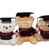 Custom Graduation Teddy Bear / Grduation Soft Toy