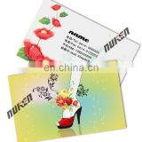 Oem Accept Hot Selling AAA Quality lenticular business cards Chinese Supplier Wholesale