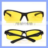 Anti Ultraviolet Radiation Yellow Tinted UV Safety Glasses