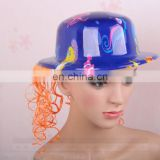 Mini Plastic Glitter Party Top Hats for Sale