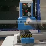 pvc windows two head welding machine of windows and doors