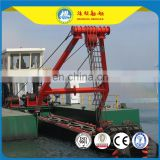 Highling HL 300 river cutter suction dredger 10inch 1500m3/h