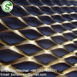 Expanded metal diamond grill mesh sheets