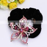 Colorful Rhinestone Crystal Custom Natural Stones For Jewelry Making Design Hair Brand