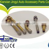 direct factory price tire valve stem inner tubless clamp-in truck valves , metal wheel valves