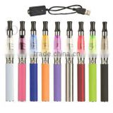 eGo-CE4 Starter Kit E-Cig Electronic Cigarette Zipper Case package Single eGo CE4 zipper Kit 1100mah Real Capacity