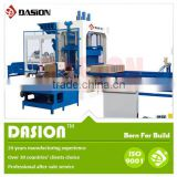 concrete block making machine DS4-15 movable brick making machine for construction building on sale