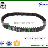 High quality Kevlar Aramid electric scooter drive belt 669*18 for gy6 50cc motorcycle