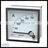 Moving Coil Instruments Analog Panel Meter