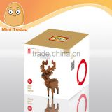 LOZ DEER DIY Mini Block Brick Toys Figure Diamond Building Blocks                                                                         Quality Choice