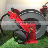 ISO 9001-2008 China Factory Retractable Air Hose Reel