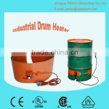 Silicone Rubber Industrial Drum Heater with Temperature Controller by Chinese manufacturer