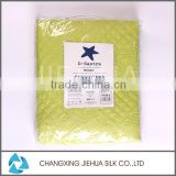 China market brushed fabric super soft chemical fiber blanket