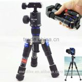 Professional aluminum video camera tripod professional studio camera stand tripod