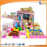 Top quality top service field assembly candy theme indoor games kids play