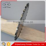 wood cutting tool tct saw blade for scoring MDF and chip board panel