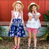 Hot sale baby girl dress high quality new model girl dress fashion design new kids dress                                                                         Quality Choice