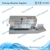 Continuous 70-130mm induction aluminum foil sealer