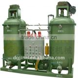 vacuum de-bubbling barrels/bubble removing machine