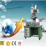 new product semi automatic flat/cylinder heat transfer machine TR-350 for sole machines for sale