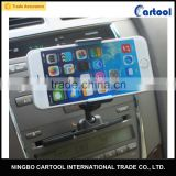 Car cd slot mount holder for mobile phone