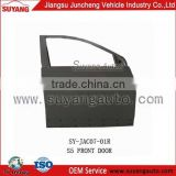 Hot sale metal SUYANG JAC S5 front door oldsmobile auto parts