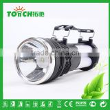 Multifunctional LED Lantern Light Rechargeable Inner Battery Lighting Lamp Hand Lights Plastic Torch