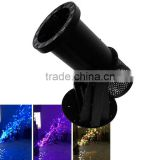 Mini RGB LED Confetti Machine 1200W / color Paper stage effect / Wedding Confetti Cannon Machine
