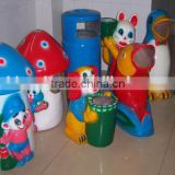 competitive price FRP dustbin for sale