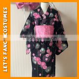 PGWC2497 Cheap arrival japanese kimono anime cosplay costume latest party wear dresses for girls
