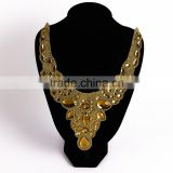 hot sale mix color hot fix rhinestone glass adhesive Crystal hotfix Tranfer Applique Neckline
