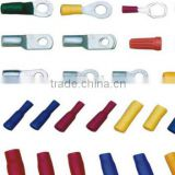 Insulated cord end terminals& plastic closed end terminal