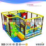 Wenzhou manufacturer Huaxia fast food restaurants indoor playground for kids Factory directly sale