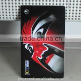 Beijing/Peking opera masks plastic keychain full color printing cards with custom logo printing                                                                         Quality Choice