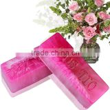 Natural Rose Petals Essential Oil Moisturizing Moisturizing Facial Soap Bath Soap