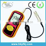 High quality ultrasonic paint thickness gauge accurate micrometer coating thickness gauge
