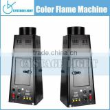 Stage Effect Dmx Fire Spray Machine Color Flame Machine