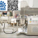 Facial Cream Making Machine Cosmetic Mixer Vacuum Homogeneous Emulsifier with Eletric/Hydraulic Lifting