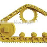 China wholesale heavy equipment undercarriage parts track bottom top roller                                                                         Quality Choice