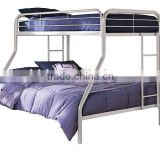 2015vey beautiful and hoe sell slivery color bunk bed