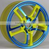 22 inch automotic alloy car wheel rim