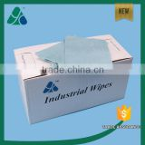 100% Bamboo Fiber Spunlace Nonwoven Cleansing Wipes Wet Tissue Paper box