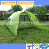 Nylon Fabric and Fiberglass Pole Material 2 room camping tent                                                                                                         Supplier's Choice